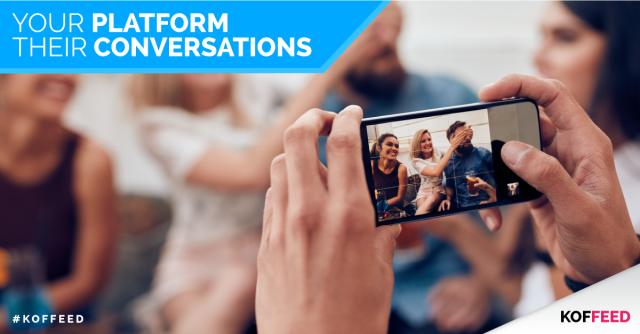 Platform, Conversation